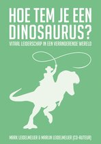Hoe tem je een dinosaurus?