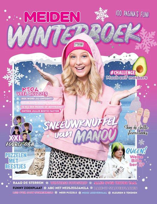 Afbeelding van MEIDEN Winterboek 2020