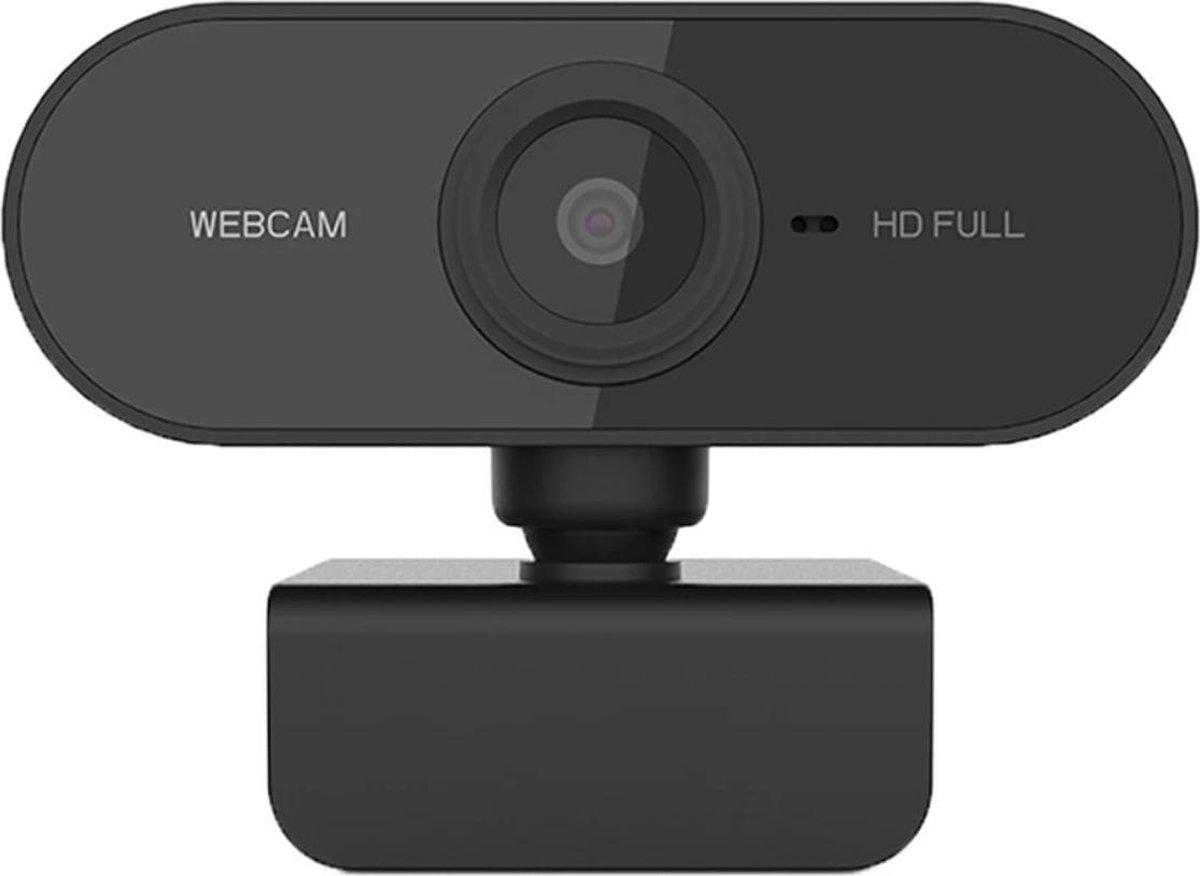 Webcam voor pc - laptop - Windows & Mac - USB - Computer Camera - Desktop