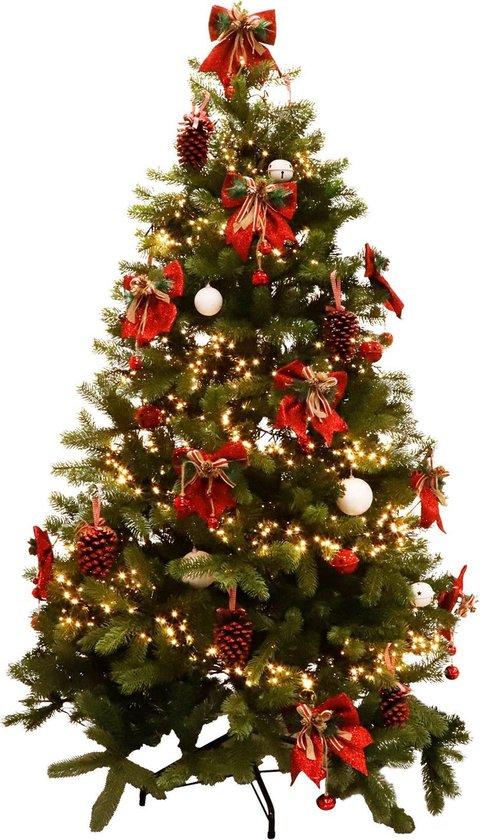 Bol Com Kerstboom Decoratie Pakket Traditional Red