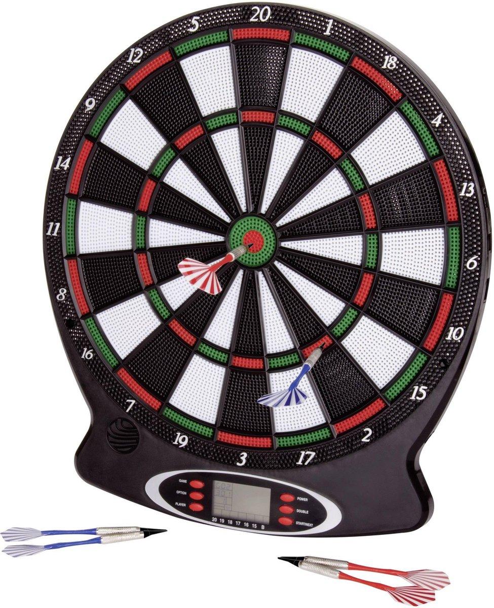 dartbord new sports electronisch incl 6 pijlen