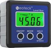 Digitale Hoekmeter Magnetisch Waterpas LCD Waterdicht Bow DIY