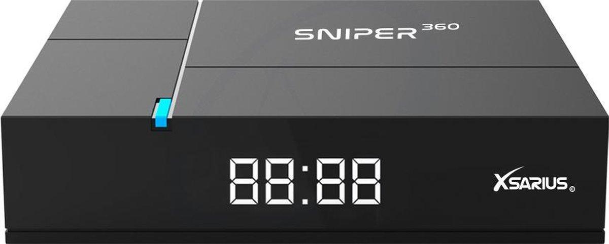Xsarius Sniper 360 – Linux IPTV Set Top Box