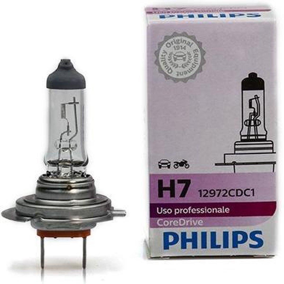Philips H7 - Autolamp - 2 Stuks
