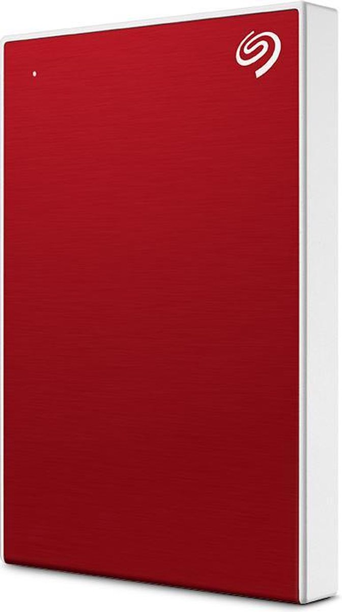 Seagate One Touch - Draagbare externe harde schijf - 1TB / Rood kopen