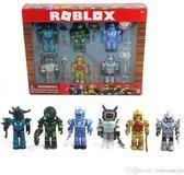 Roblox Toys – Roblox Speelgoed – Roblox Speelfiguren – Roblox Poppetjes – Set 3
