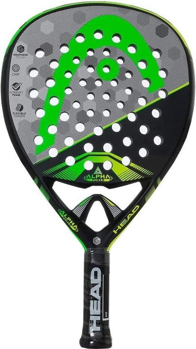 Head Graphene Touch Alpha Power Padel Racket
