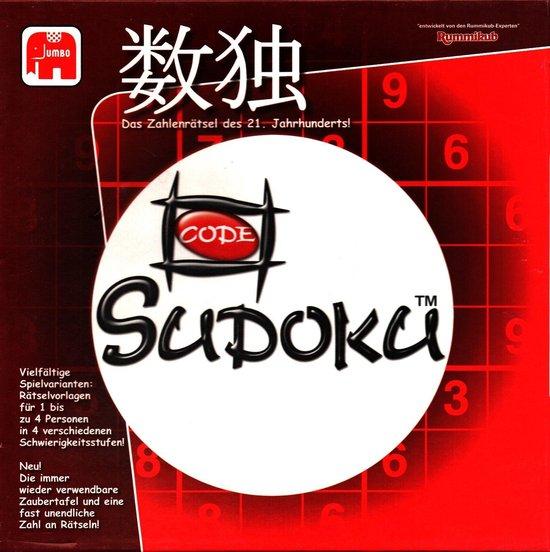 Afbeelding van het spel Code Sudoku - Bordspel - DUITS