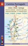Camino Portugues Maps
