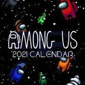 Among Us Calendar 2021