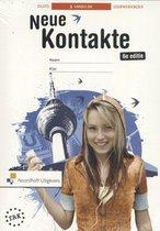 Boek cover Neue Kontakte 1-2 vmbo-bk leerwerkboek van