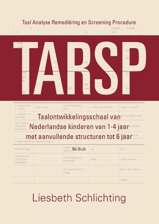 TARSP - Taal Analyse Remediëring en Screening Procedure