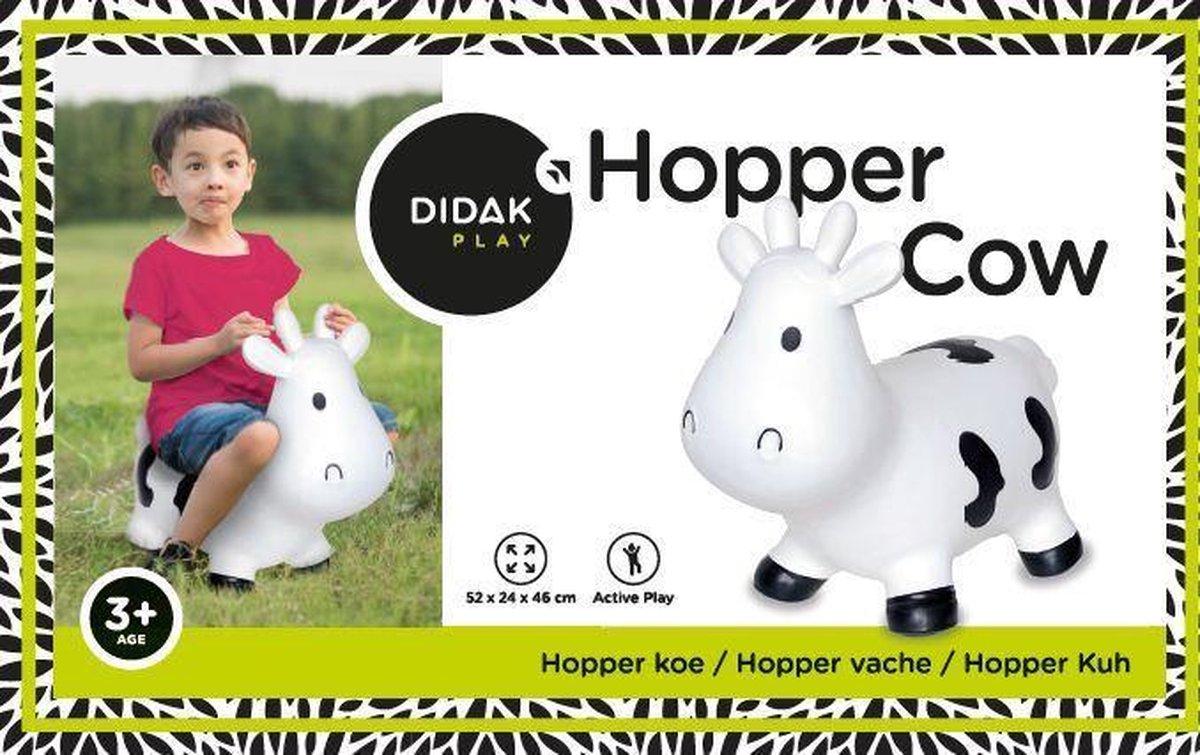 Skippy Dier Koe - Didak - Hopper Cow