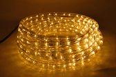 LED Lichtslang 10 meter | Oranje/Geel | 36 leds per meter - Lichtsnoer voor buiten