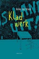 Boek cover Kladwerk van Anke de Vries (Hardcover)