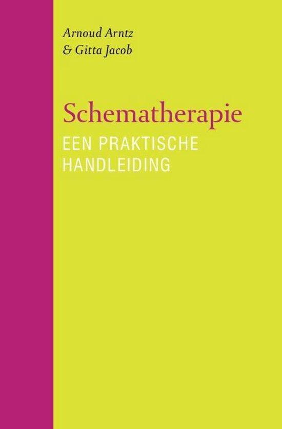 Boek cover Schematherapie van Arnoud Arntz (Paperback)