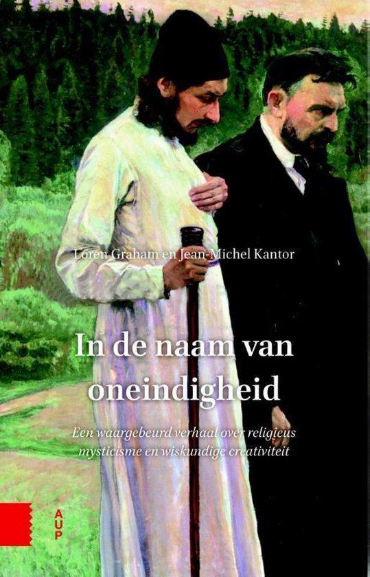 Boek cover In de naam van oneindigheid van Graham Loren (Paperback)