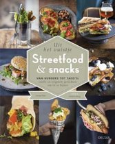 Boek cover Streetfood and snacks van Stevan Paul (Hardcover)