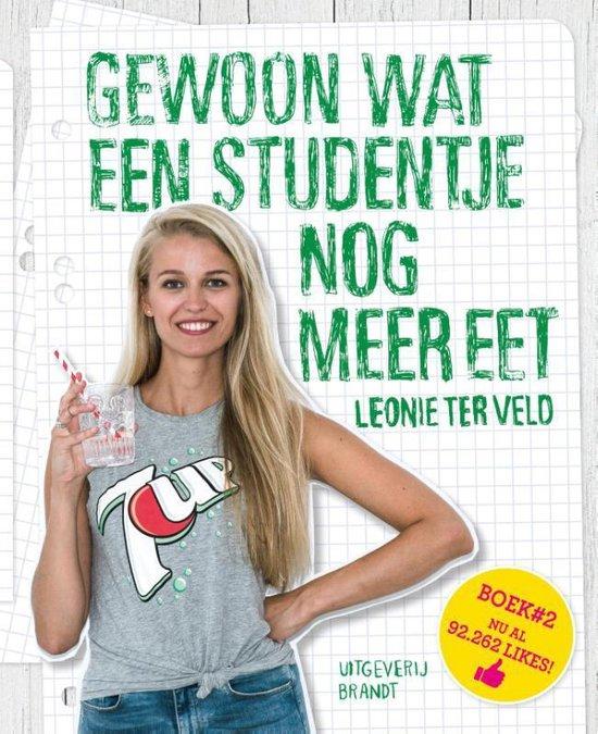 Gewoon wat een studentje nog meer eet