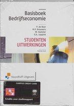 Basisboek bedrijfseconomie/ Uitwerkingen