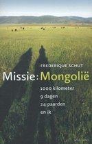 Missie: Mongolië. 1000 kilometer, 9 dagen, 24 paarden en ik