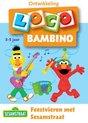 Afbeelding van het spelletje Loco Bambino Ontwikkeling  -  Feestvieren met Sesamstraat 3-5 jaar