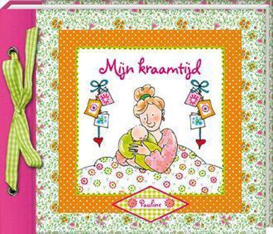 Boek cover Pauline Oud  -   Mijn Kraamtijd - invulboek van Pauline Oud