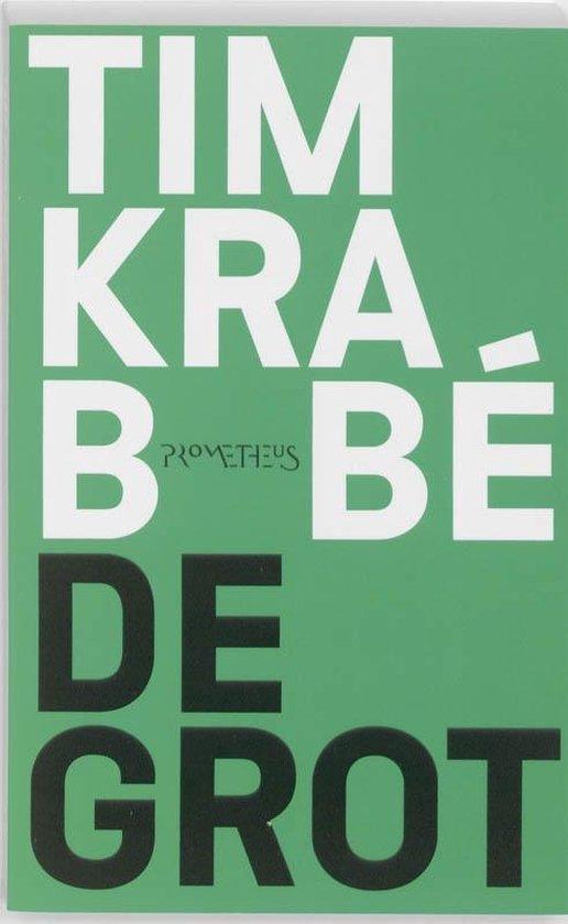 Boek cover De grot van Tim Krabbé (Paperback)