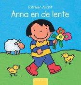 Boek cover Anna en de lente van Kathleen Amant