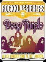 Boek cover Rock Klassiekers  -   Deep Purple van Jaap van Eik (Paperback)