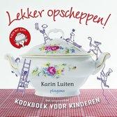 Boek cover Lekker opscheppen! van Karin Luiten