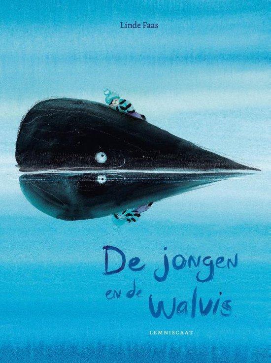 Omslag van De jongen en de walvis