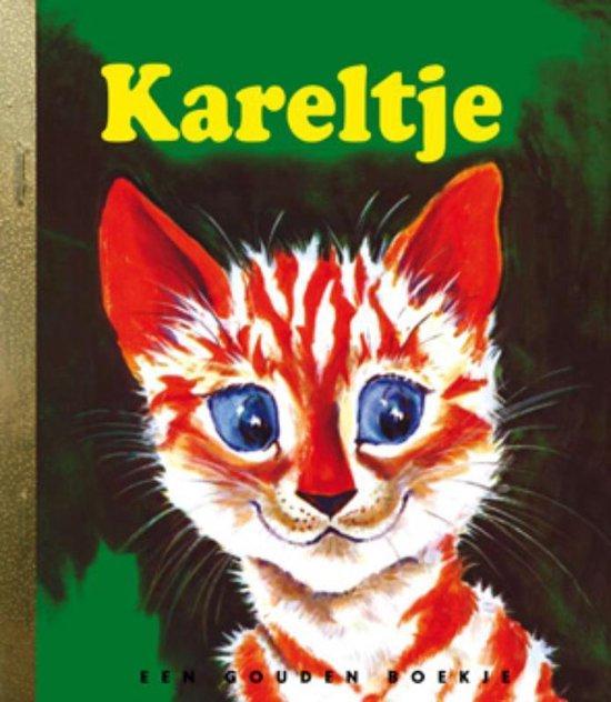 Boek cover Gouden Boekjes  -   Kareltje van D. Fox Downs (Hardcover)