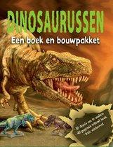 Kinderboeken Rebo Dino - Dinosaurussen: Een boek en bouwpakket. 6+