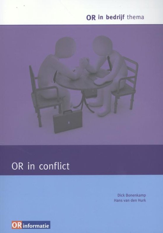 OR in bedrijf thema  -   OR in conflict