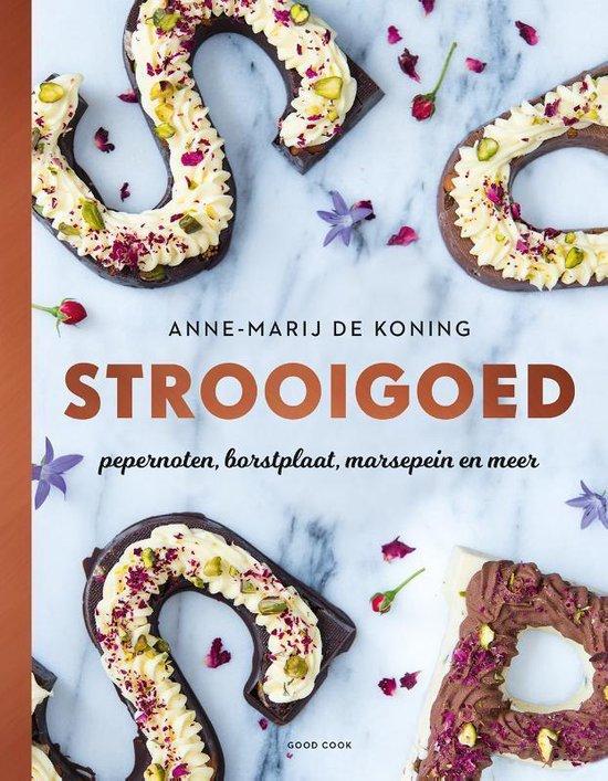 Boek cover Strooigoed van Anne-Marij de Koning (Hardcover)