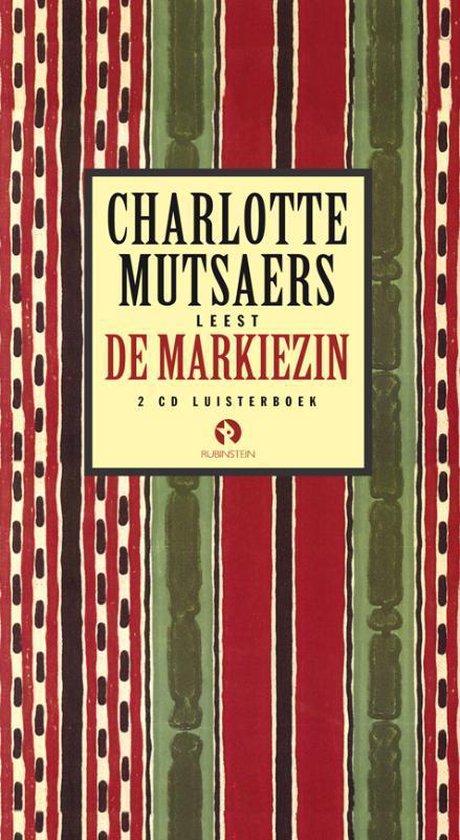 Cover van het boek 'De markiezin' van Charlotte Mutsaers
