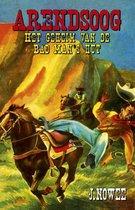 Boek cover Arendsoog 17 -   Het geheim van Bad Mans hut van Jan Nowee (Paperback)