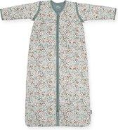 Jollein Baby slaapzak 110cm Bloom - Met Afritsbare Mouw - Multicolour