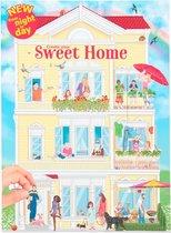 Create Your Sweet Home kleurboek