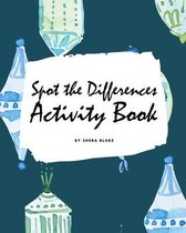 Spot the Differences Christmas Activity Book for Children (8x10 Coloring Book / Activity Book)