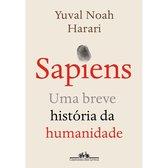Omslag Sapiens (Nova edição)