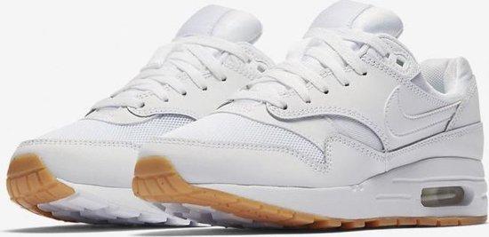 NIKE AIR MAX 1 GS Unisex Sneaker - Wit - Maat 38