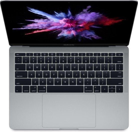 Apple MacBook Pro (2017) 13.3 inch - Intel Core i7 - 512 GB - 16 GB - Spacegrey