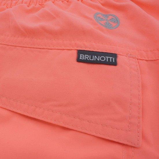 Brunotti Crunot Heren Zwembroek - Flamingo - Maat L - Brunotti