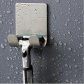 Luxe RVS Scheermeshouder - 1 Stuk - Zelfklevende scheermeshouder - Badkamer scheermes houder - Handdoek Houder - Badkamerhaak - Wandhaak - Zelfklevende haak - Haakje - Douche - Toilet - Keuken - Kabelhouder - Organizer - Haak voor scheermes - Wc haak