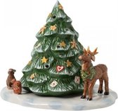 Villeroy & Boch Christmas Toys Waxinelichthouder Kerstboom 23 cm