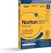 NORTON 360 Deluxe (18 maanden, voor 5 apparaten)
