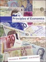 Boek cover Principles of Economics van Moore McDowell (Paperback)