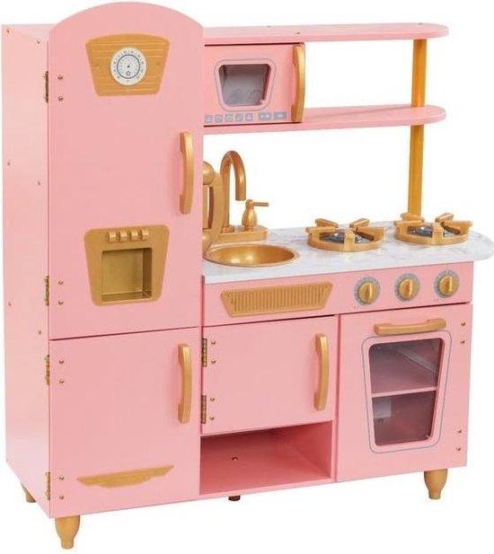 Afbeelding van het spel Limited Edition Vintage Kitchen - Pink & Gold
